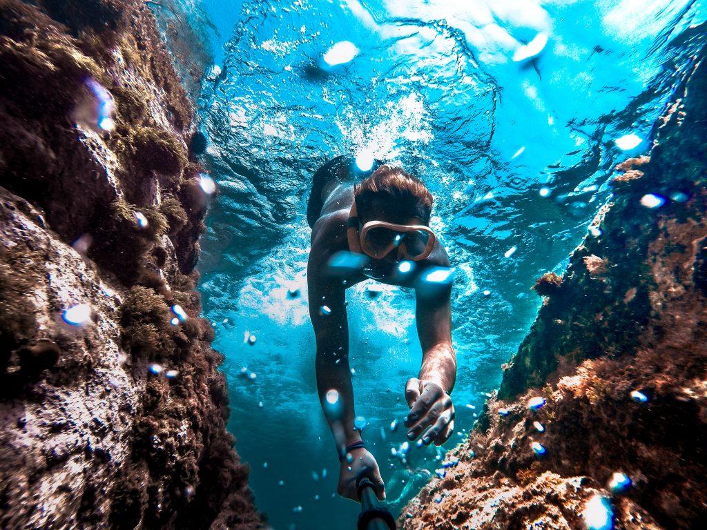 du lịch mạo hiểm ở Việt Nam, lặn biển ở Nha Trang