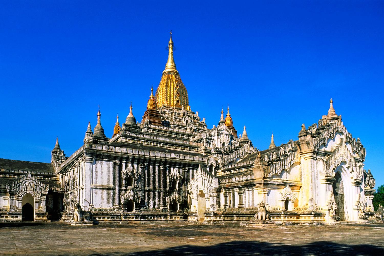 Chơi gì ở Bagan - Đền Ananda Pahto