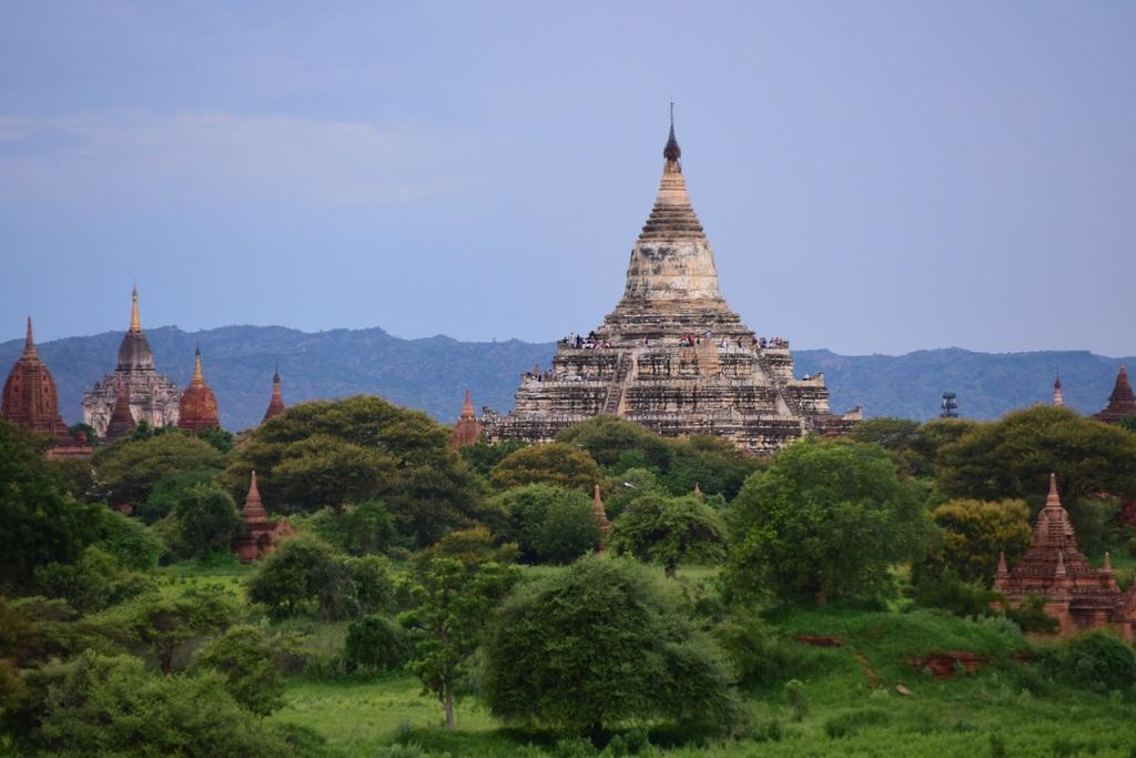 Chùa Shwesandaw Paya