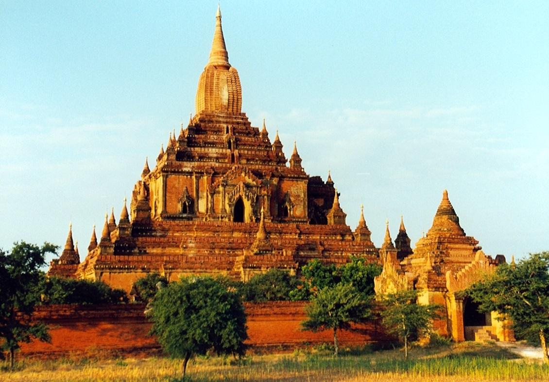 Đền Sulamani Pahto - Chơi gì ở Bagan