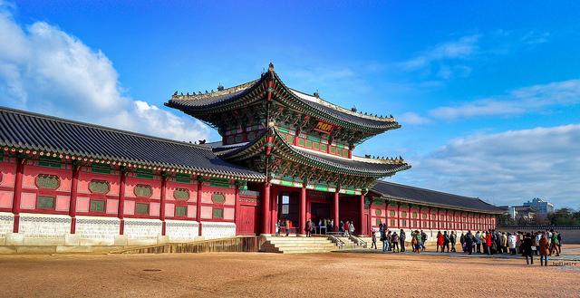 Hanbok và tha hồ sống ảo