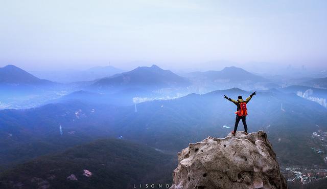 núi Bukhansan