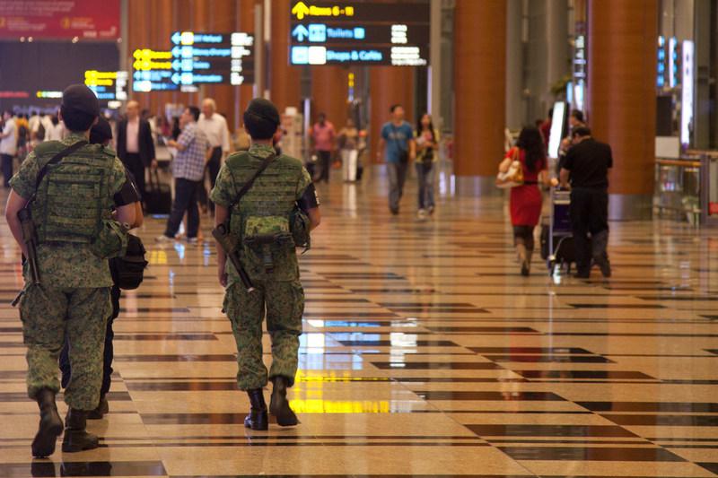 thực tập ở Singapore an ninh tuyệt đối