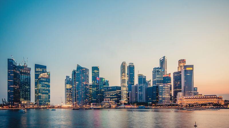 thực tập ở Singapore
