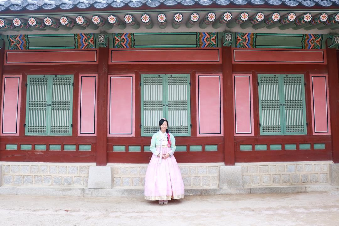 Cung điện Changgyeonggung 창경궁