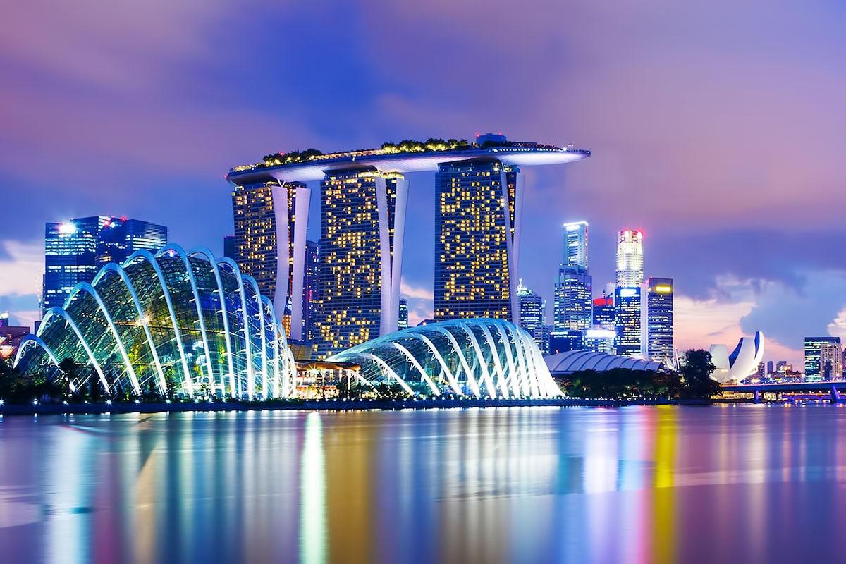 địa điểm check inSingapore
