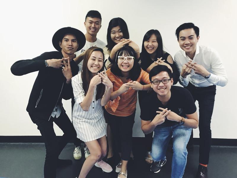 Thực tập ở Singapore: Những người đồng nghiệp tuyệt vời