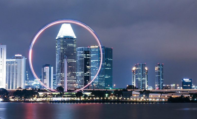 Vòng quay quan sát Singapore Flyer