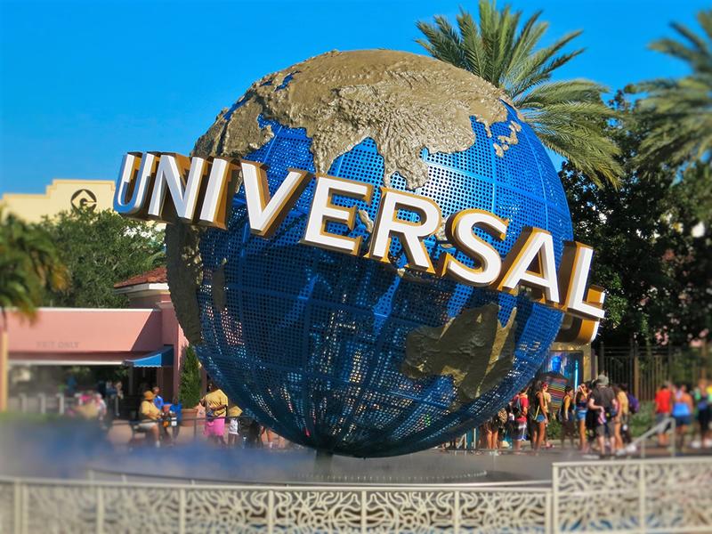 Địa điểm tham quan du lịch ở Singapore: Universal Studios