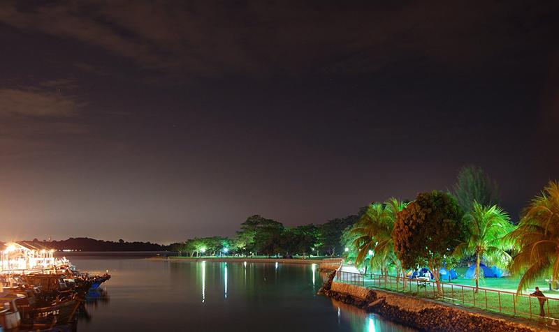 Địa điểm tham quan du lịch ở Singapore: Bãi biển Changi