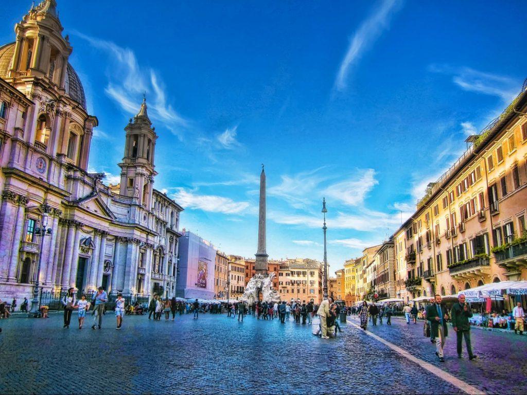 địa điểm du lịch Ý - Thủ đô Roma