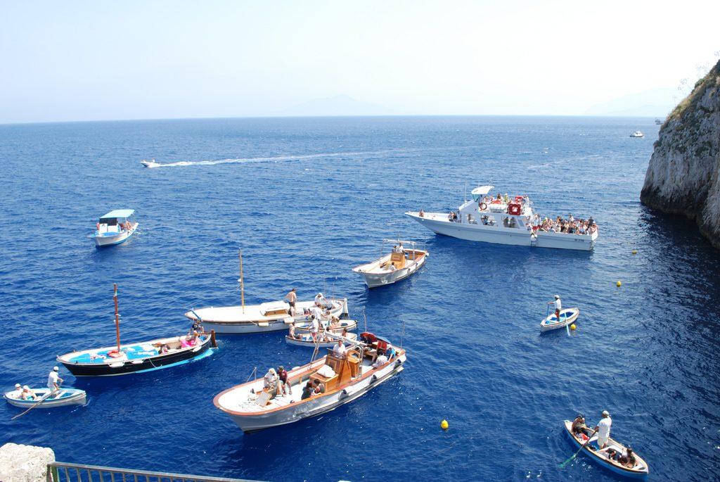 địa điểm du lịch Ý - Đảo Capri