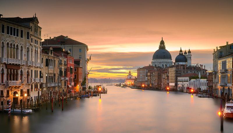 địa điểm du lịch Ý - Thành phố Venice