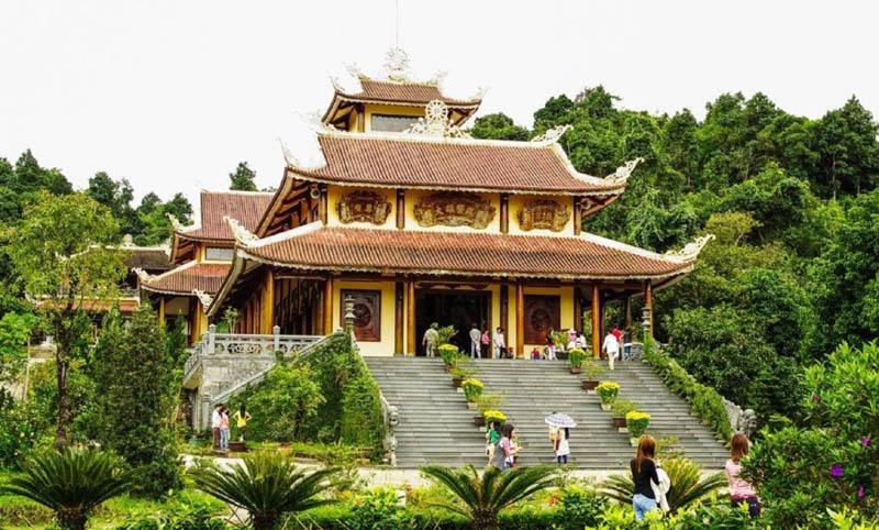 Đại điểm tham quan du lịch Đà Lạt Thiền Viện Trúc Lâm thanh tĩnh, bình yên