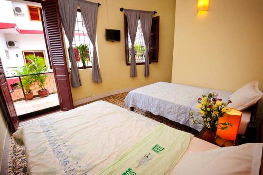 Top khách sạn giá rẻ ở campuchia
