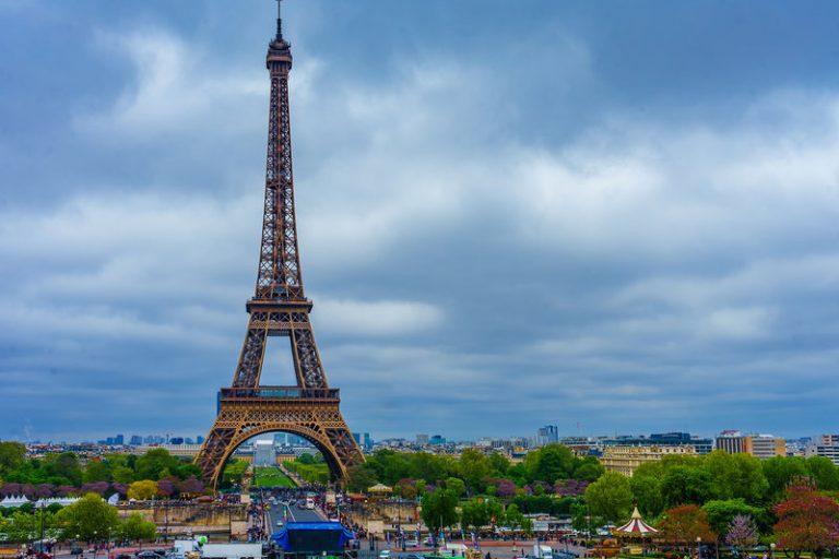 địa điểm du lịch Pháp - Paris