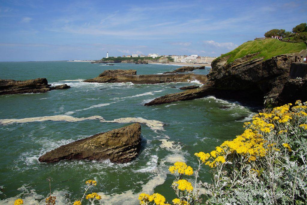 Thành phố biển Biarritz
