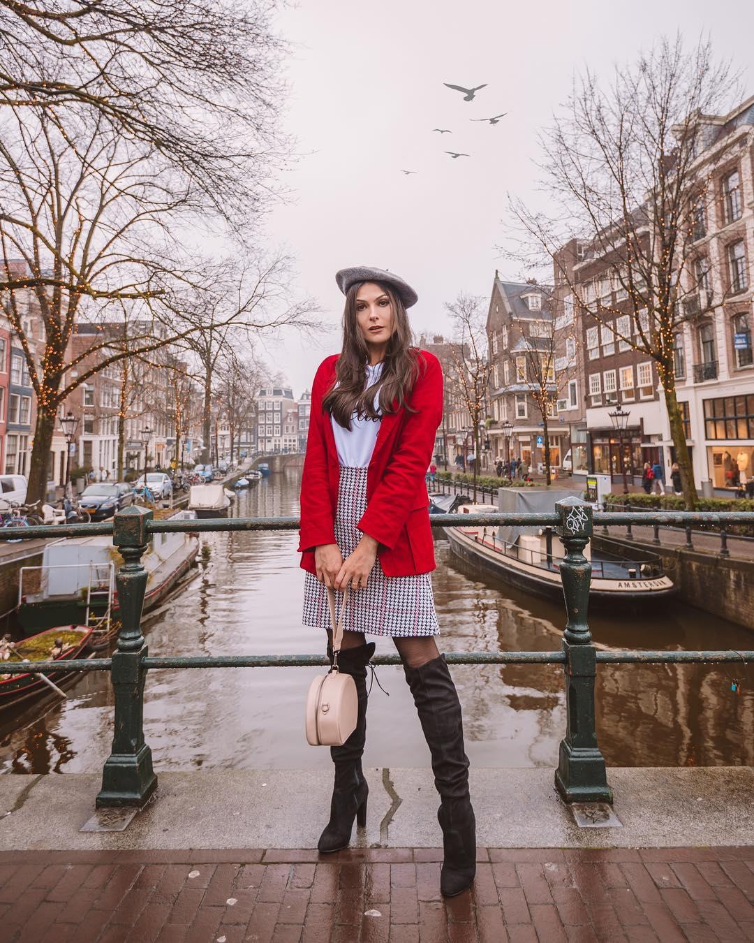 Thanh pho Amsterdam