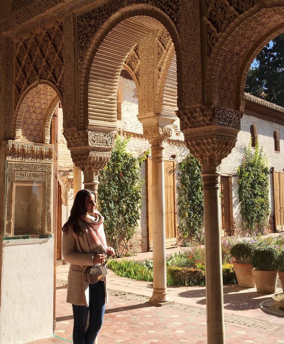 Cung dien Alhambra