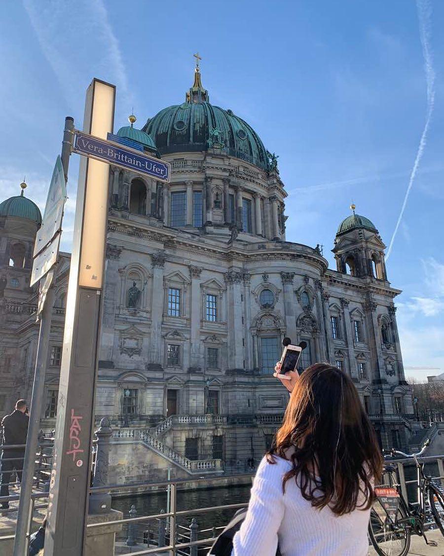 Nha tho lon - Duc Địa điểm chụp hình ở Châu Âu