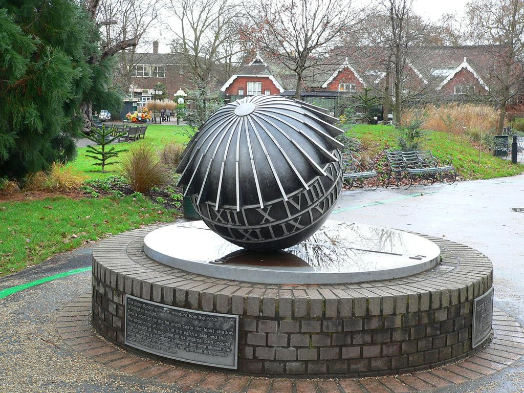 địa điểm du lịch Anh - Vườn thú Luân Đôn