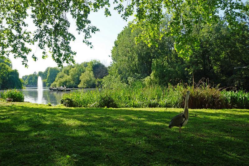 Công viên St. James