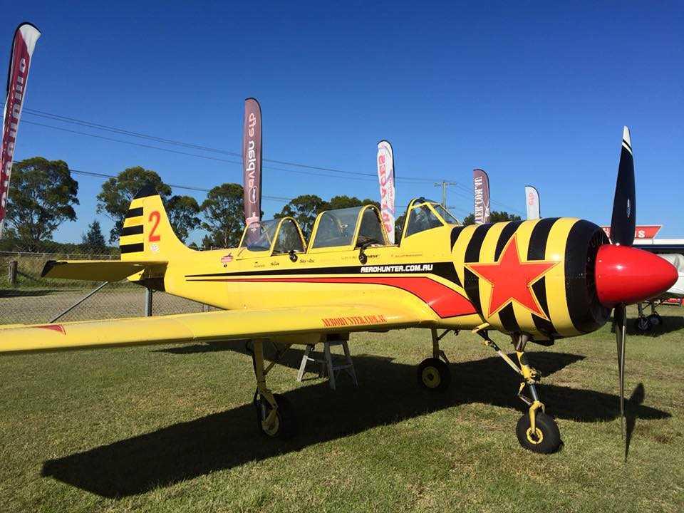 Lich trinh du lich Sydney: Trải nghiệm bay trên trực thăng chiến đấu với Aerohunter