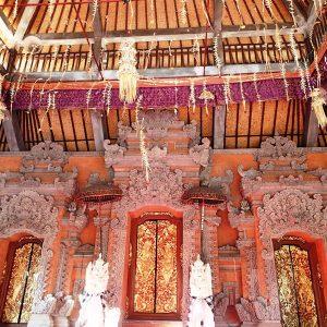 địa điểm du lịch Bali - Cung điện Ubud