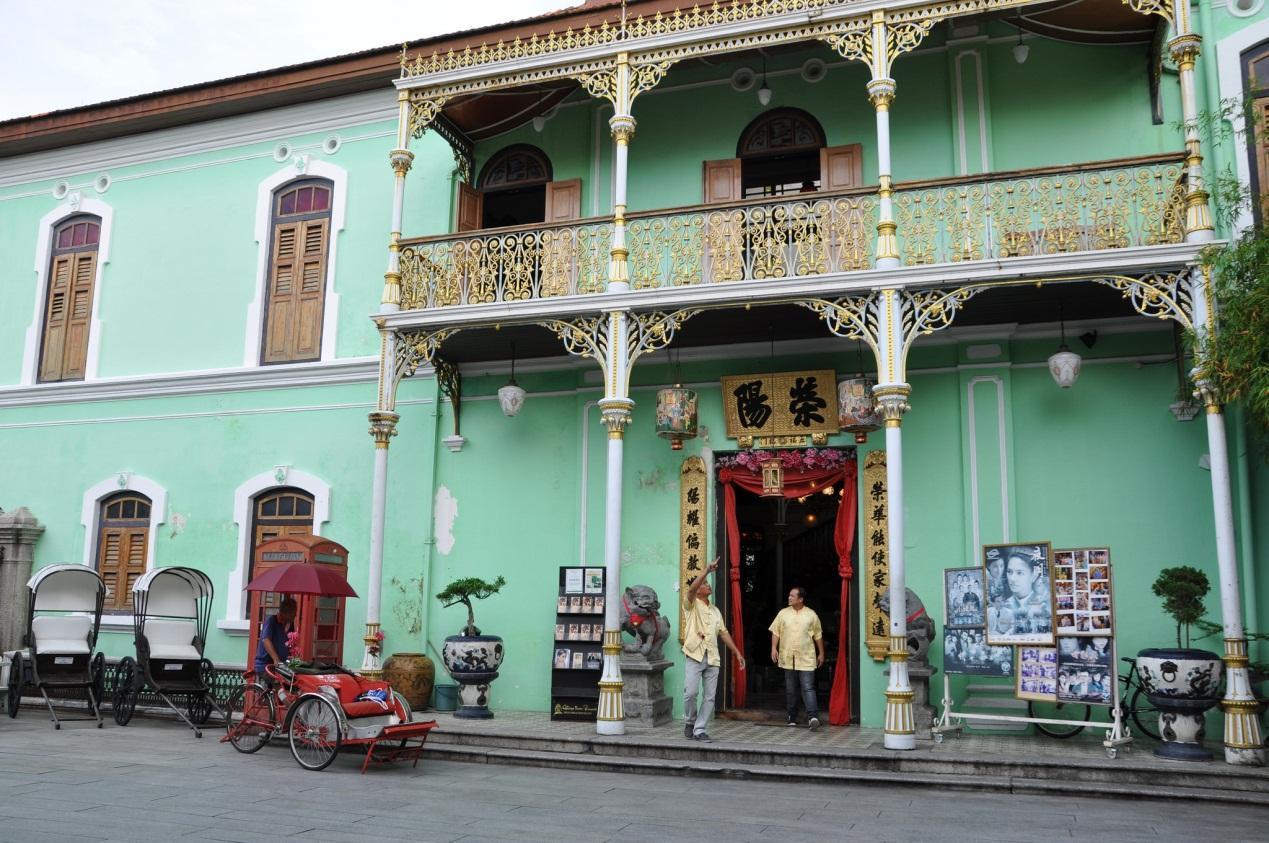 Biệt thự Pinang Peranakan