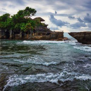 địa điểm du lịch Bali - Đền Tanah Lot