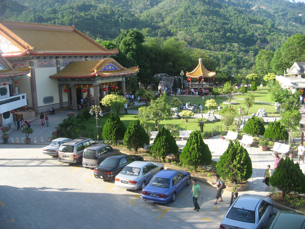 địa điểm du lịch Penang - Chùa Kek Lok Si