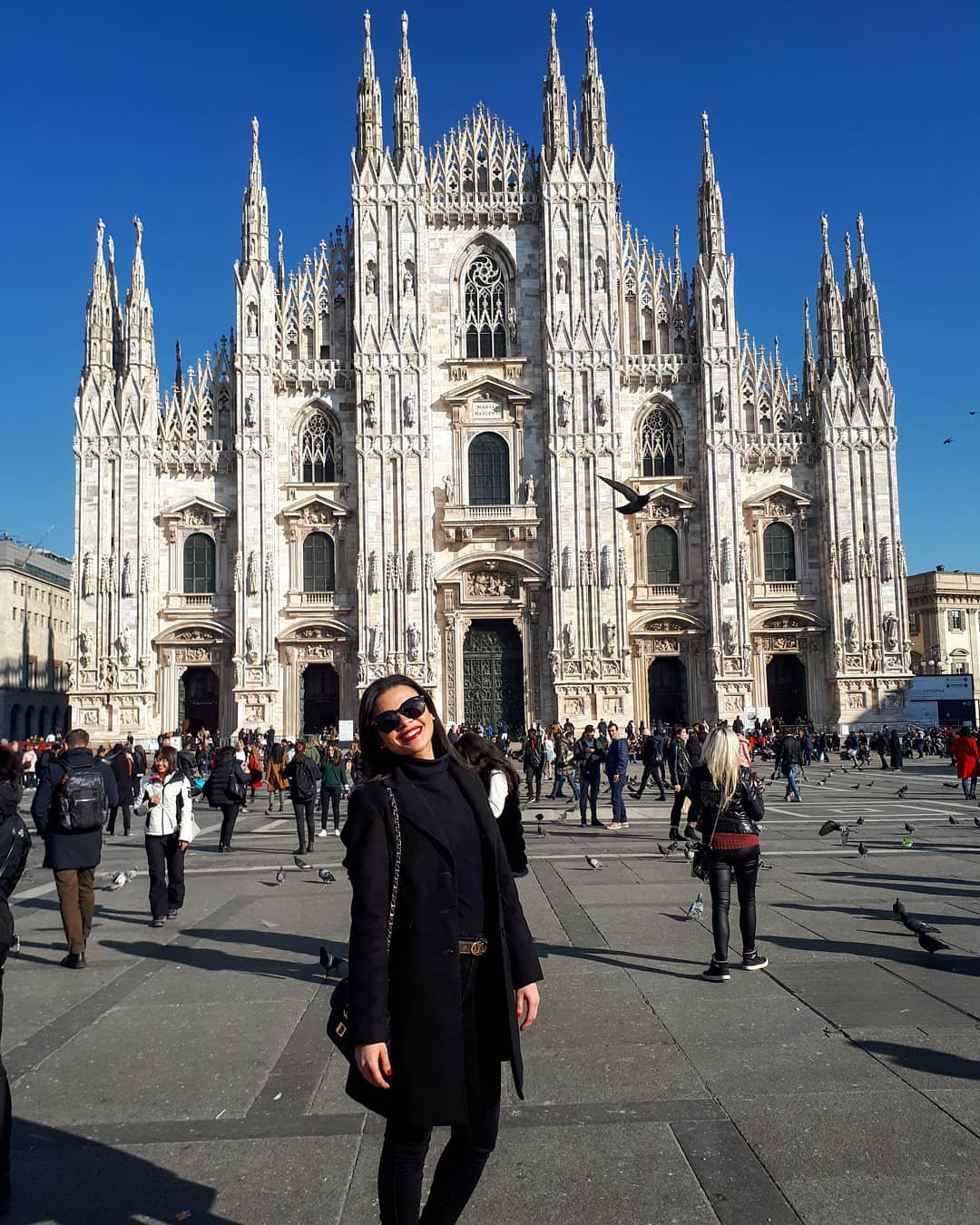 Nha tho Duomo, Y
