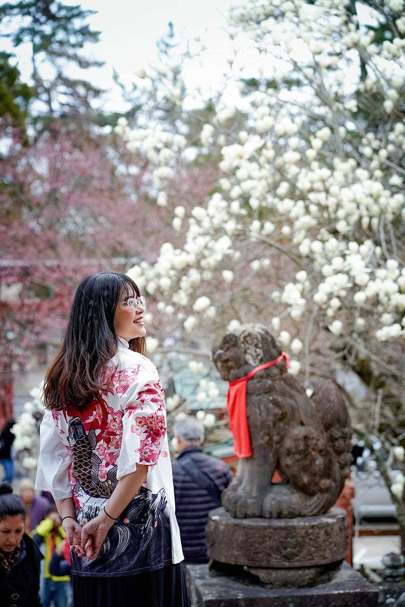 Du lịch tự túc Nhật Bản himeji