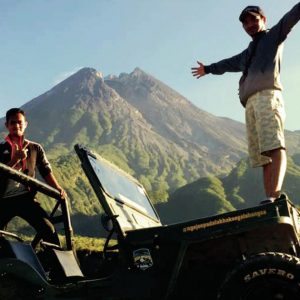 địa điểm du lịch Indonesia - Thành phố cổ Yogyakarta