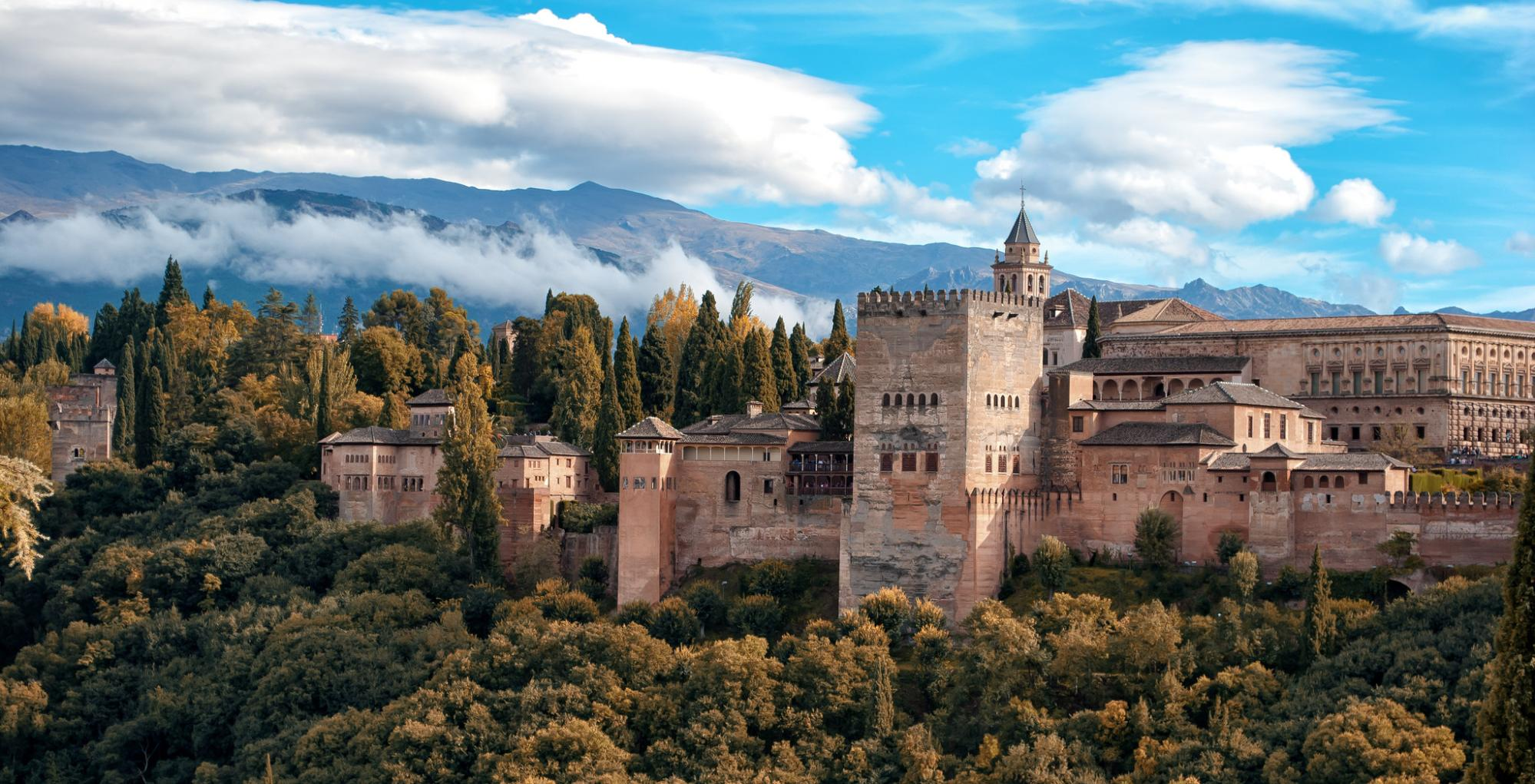 Lau dai Alhambra