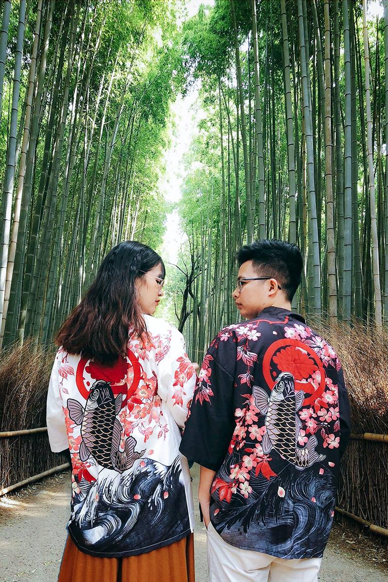 Rừng trúc Arashiyama