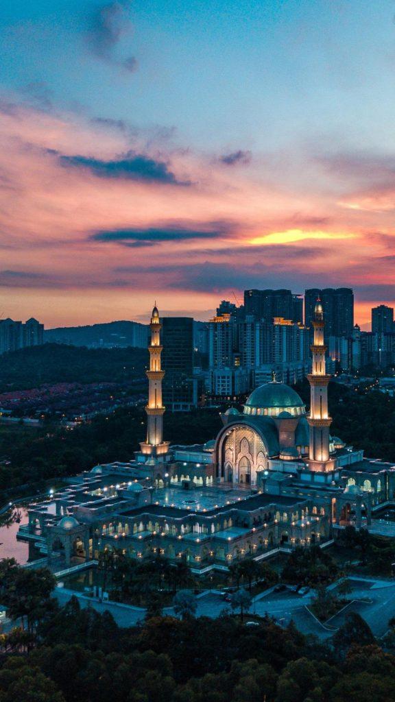 Nhà thờ Hồi Giáo Masjid Jamek