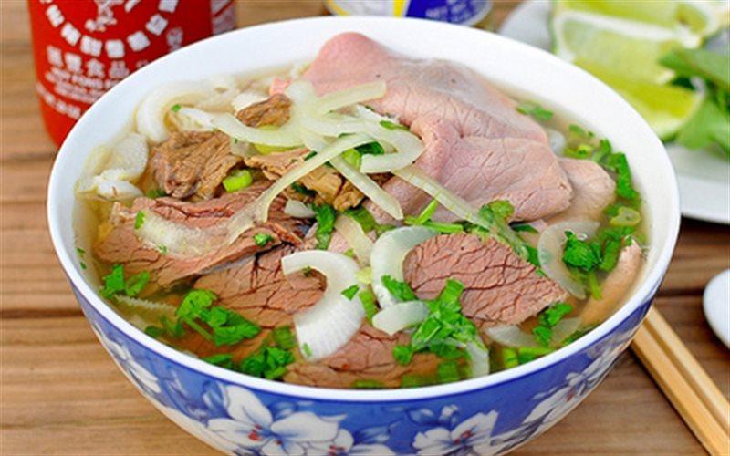 Đặc sản châu á - Phở Việt Nam