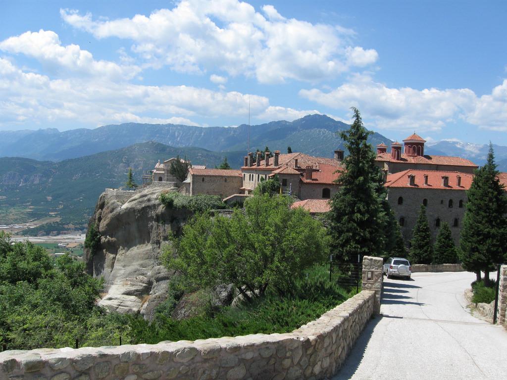 Meteora - Quần thể tu viện cổ