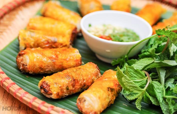 Đặc sản châu á - Nem Việt Nam