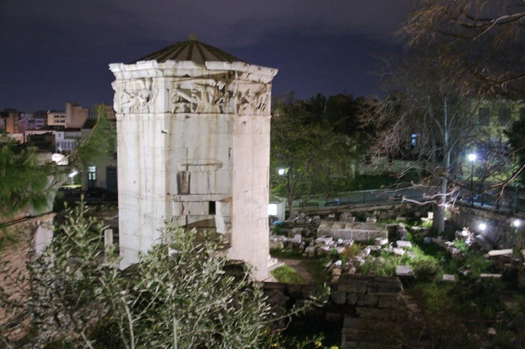 địa điểm du lịch Hy Lạp - Thủ đô Athens