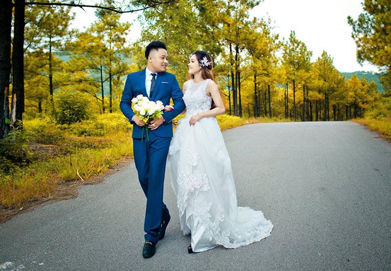 Chụp hình cưới ở nước ngoài Hàn Quốc