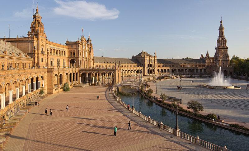 Sevilla lý tưởng để lưu lại khoảnh khắc tuyệt vời