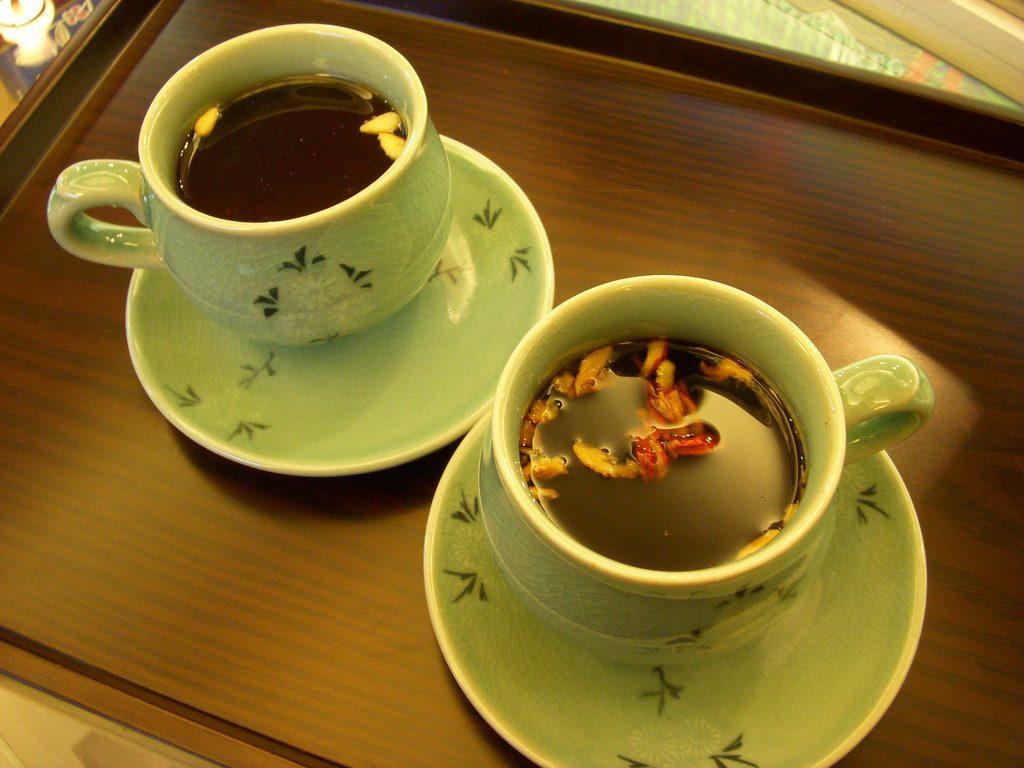 thức uống truyền thống - trà