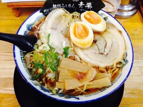 Thưởng thức mì ramen number tại Nhật Bản