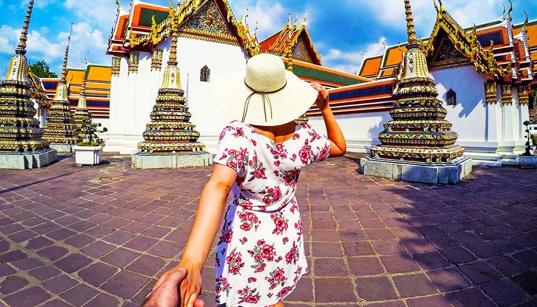 lịch trình du lịch châu Á