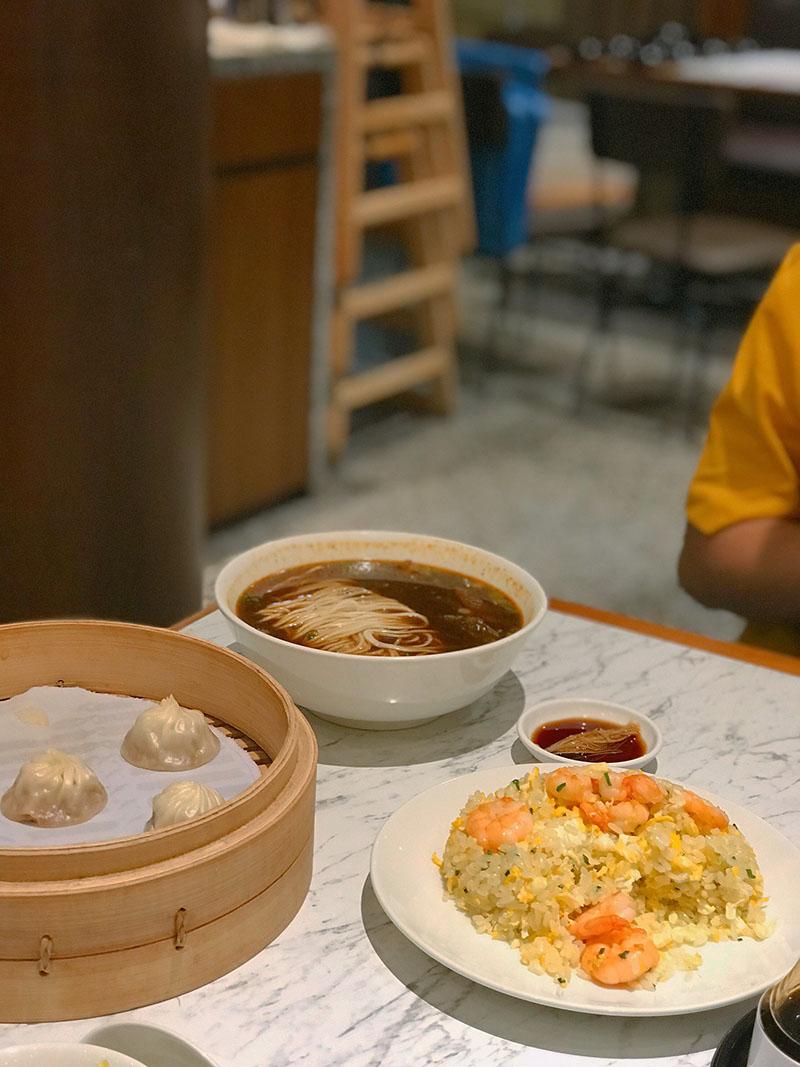 Du lịch tự túc Singapore - Malaysia - Din Tai Fung