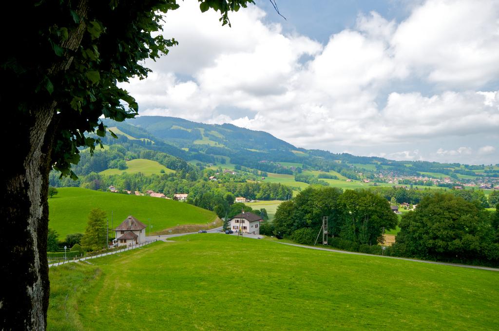 địa điểm du lịch Thụy Sĩ - Thị trấn Gruyeres