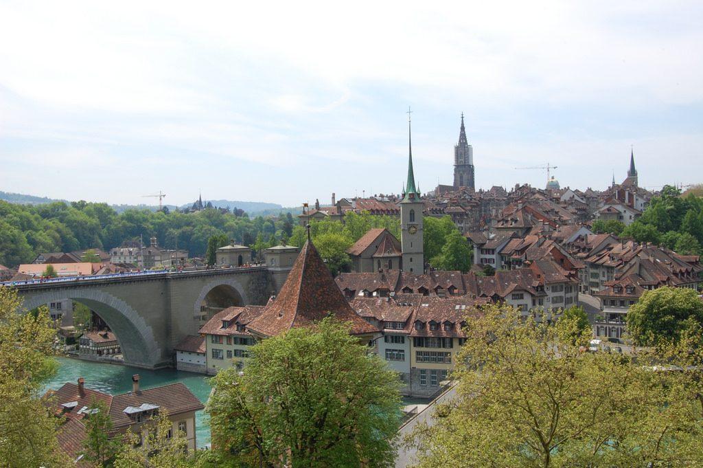 địa điểm du lịch Thụy Sĩ - Thủ đô Bern