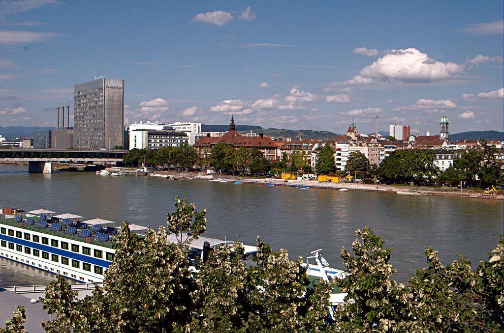 Thành phố Basel